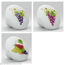 grape cabinet knobs | eBay