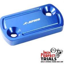 Apico Freno Delantero Cilindro Maestro Cubierta Pequeño Azul Ensayos Bicicleta Moto Offroa