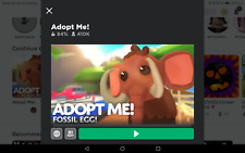 Adopt me game rent full grown animals hire pets