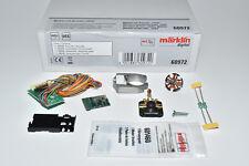 Märklin 60972 mLD3 DCC / mfx Digital- Decoder & Motor 60941 (60901) Set NEU &OVP