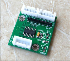 Two way I2S /IIS audio input signal switch module select 2 of 1 can be as buffer