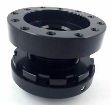 Steering wheel adjustable spacer adapter kit. Fits Momo Nardi OMP Sparco U.K. H1