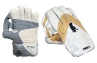 Puma Tribute 5000 Wicket Keeping Gloves - BOYS + Free Grip + AU Stock+FREE Ship