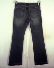 euc GAP long and lean Ladies Denim Jeans boot cut SZ 4 REG 29 X 33