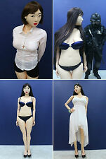 PH Full Size 65' Asian Lady Mannequins jointed Doll sexy BJD Articulated manikin