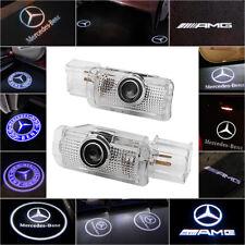 1x Mercedes C-Class W204 Bright Xenon White Superlux LED Number Plate Light Bulb