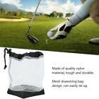 Nylon Drawstring Mesh Net Carry Bag for Scuba Gear/Table Tennis/Golf Balls