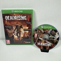 Dead Rising 4 (Microsoft Xbox One, 2016) Free Post