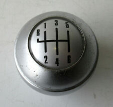 Genuine Used MINI Silver 6 Speed Gear Knob for R50 R52 R53