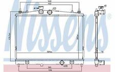 NISSENS Car Radiator 68735 - Discount Car Parts