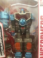 Transformers War for Cybertron Netflix 2020 Series Scrapface Decepticon New