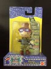 1998 Nickelodeon Rugrats Movie Chuckie Collectible Figure Mattel New In Package