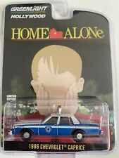 1986 Chevrolet Caprice Police Home Alone Movie Car Greenlight Hollywood 1:64