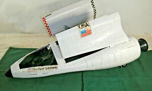 GI Joe Defiant Space Shuttle Vehnicle 1987