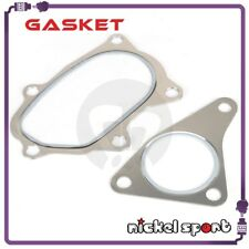 Impreza Forester WRX STI EJ20 EJ25 On Subaru Turbo Turbine In Out Gasket Set NEW