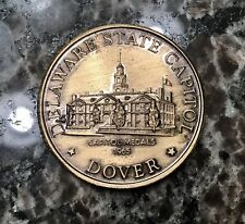 1965 Capitol Medals Dover Delaware Medal