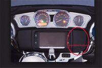 Speedometer Right Side Cover Upper Inner Fairing Cowl For Harley Electra 14-17
