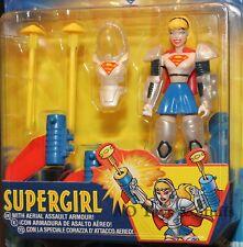 Supergirl  Superman DC animated series Super hero action figure NIB Kenner