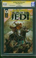 Star Wars Tales of Jedi 2 CGC SS 9.8 Dave Dorman Dark Horse 11/1993 Last Movie