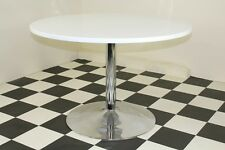 High Gloss Round Table