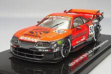 Ebbro 1/43 ARTA Nissan Skyline R33 GT-R 1998 JGCT GT500 #50 S. Motoyama