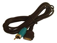 Cable conector para iPod / iPhone / iPad per Alpine KCE-400BT, IVA-D106R