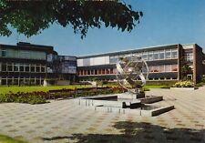 Schöningen am Elm , Gymnasium ,  Ansichtskarte, beschriftet