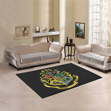 Harry Potter Hogwarts Modern Carpet Area Rug Carpet 5'3''x4'