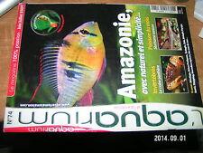 L'Aquarium à la maison n°74 Amazoni Crabe panthere Apogon Plante lacustre bassin