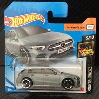 Hot Wheels '19 Mercedes-Benz A-Class Grey Nightburnerz 2020 New