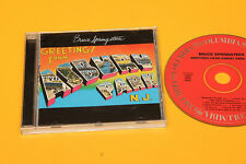 BRUCE SPRINGSTEEN CD GREETINGS FROM ASBUTY PARK EX+ COM NUOVO