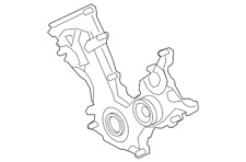 Genuine Ford Engine Timing Cover 5C3Z-6019-AA
