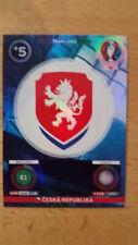 Panini Adrenalyn XL EM Euro 2016 Card Nr. 46 Team Logo Ceská Republika