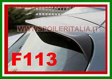 ALFA 147 GTA REAR SPOILER REAR/ROOF SPOILER WITH  GLUE   F113GK SI113-3-UK a