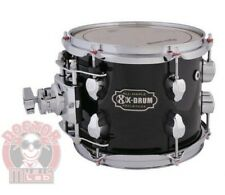 X-DRUM PRO-STAGE Tom PM2-TT1008-BK COLORE NERO