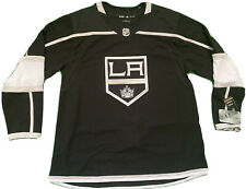 Adidas NHL Los Angeles Kings Men's Authentic Hockey Jersey Size 54 CA7090 Blank