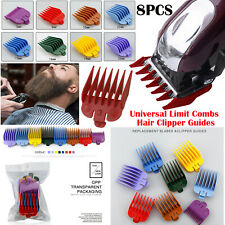 Universal Limit Combs Hair Clipper Guides for WAHL Cord Hair Trimmer Accessories