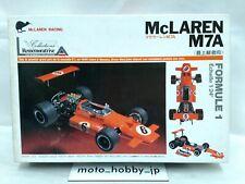 Union Model 1/24 McLaren M7A Formule 1 Model Kit MC62 from Japan