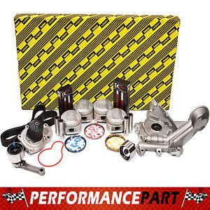 Fit 98-00 Plymouth Breeze 2.4L New Engine Rebuild Kit EDZ