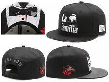 New Hip Hop Men's CAYLER Sons Cap adjustable Baseball Snapback Black hat 119#