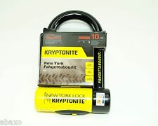 Kryptonite New York Fahgettaboudit Mini Bicycle Bike U Lock NY 3.25 x 6in