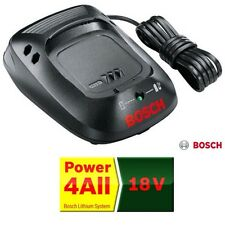 BOSCH BATTERY CHARGER POWER4ALL CHARGES ALL 14.4 to 18V LITHIUM BATTERYS