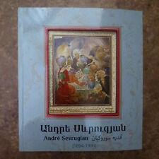 DARVISH Andre Sevrugian art paintings album Iranian Armenian Sevruguin Սևրուգյան