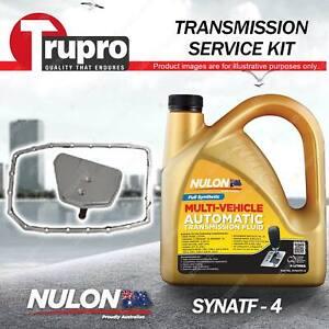 SYNATF Transmission Oil + Filter Kit for Ford Falcon BF II FG OEM Metal Gasket