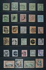 BRITISH GUIANA, a collection of 29 older stamps, used condition.
