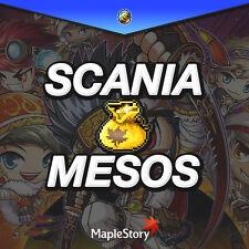 Maplestory Scania Mesos - Per Billion