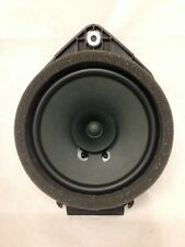 Rear door speaker. For select 2014+ GM stereo systems. Factory original NOS new