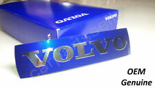 Volvo Front S60 2011 Grille Badge Emblem Metal Sticker 115x28mm OEM 31214625