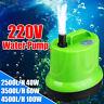 2500-4500L/H Aquarium Tauchpumpen Teichpumpe Förderpumpe Bachlaufpumpe  !
