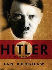 Hitler : A Biography by Ian Kershaw (2010, Paperback)